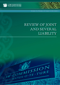 Review of Joint and Several Liability - Issues Paper 32 - Cover